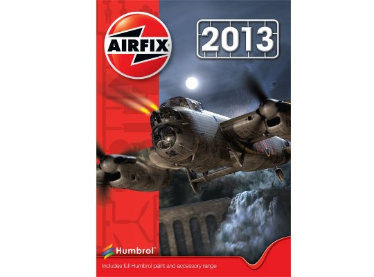 Airfix na CAT2013 Catalogue 2013