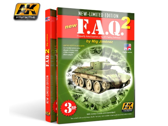 AK Interactive - 00038 FAQ 2 - AFV Painting Techniques