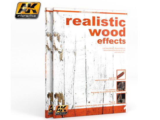 AK Interactive - 00259 How to do Realistic Wood Effects