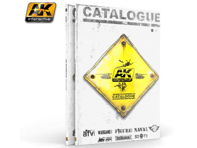 AK Interactive - 00425 Catalogue and How to Guide