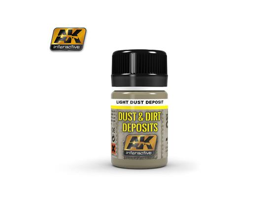AK Interactive 35ml 04062 Light Colour Dust / Dirt Deposit