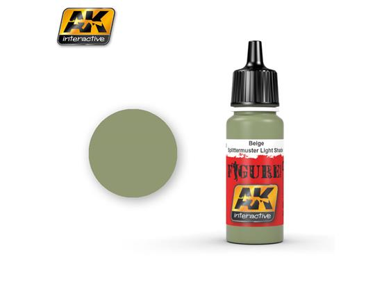 AK Interactive 17ml 3045 Figure Colour - Beige / Splittermuster Shadow Shade
