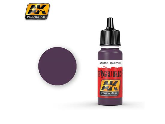 AK Interactive 17ml 3095 Figure Colour - Dark Violet