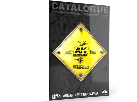 AK Interactive na CAT2015 Catalogue and How To Guide