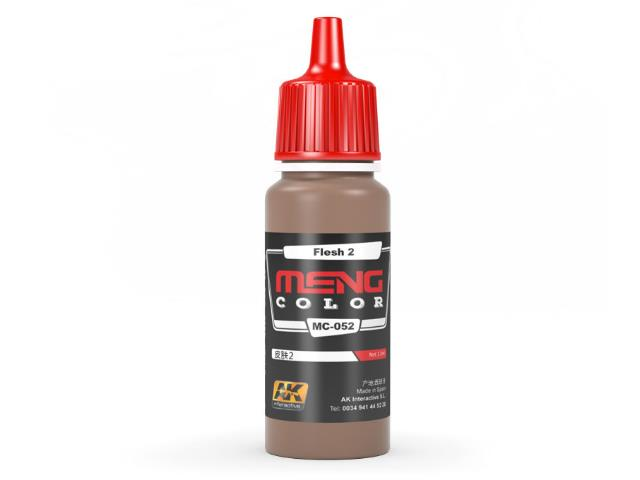 AK Interactive 17ml MC052 Flesh 2 -- Acrylic Paint