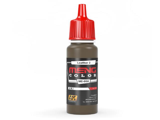 AK Interactive 17ml MC058 Leather 2 - Acrylic Paint
