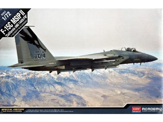 Academy 1/72 12531 F-15C California ANG 144th FW