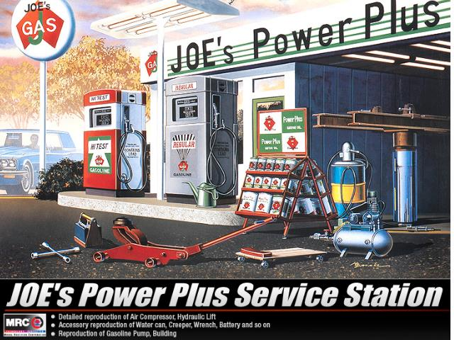 Joe's Power Plus Service Station