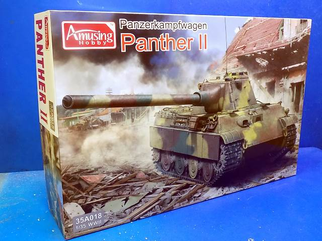 Amusing Hobby 1/35 35A018 Panther II