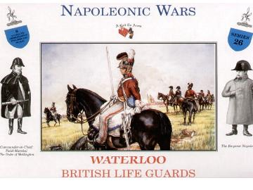 Call To Arms - Waterloo British Life Guards 1/32 26