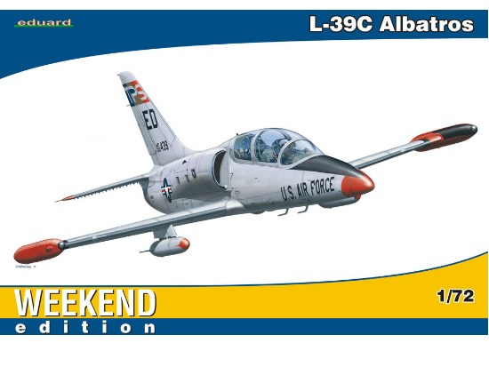 Eduard 1/72 7418 L-39C Albatros - Weekend Edition