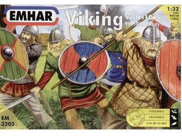 Emhar 1/32 3205 Viking Warriors
