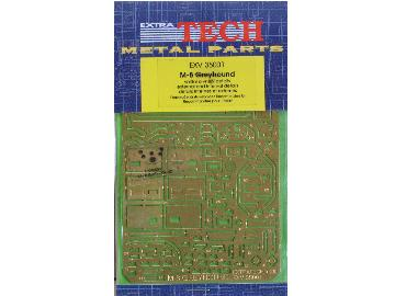 Extratech 1/35 V35001 Photoetch for Italeri M-8 Greyhound
