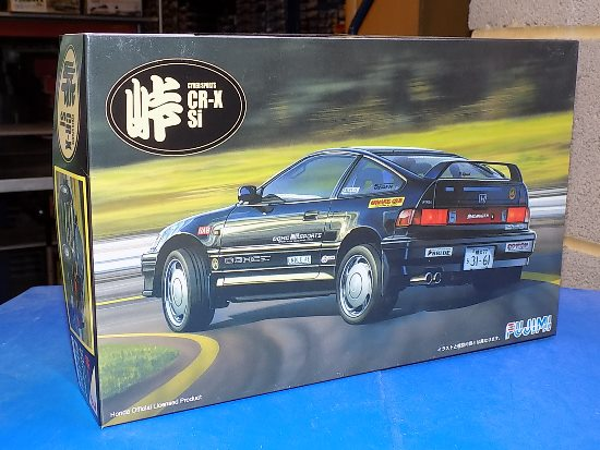 Fujimi 1/24 04592 Honda Civic CR-X SI Cyber Sports
