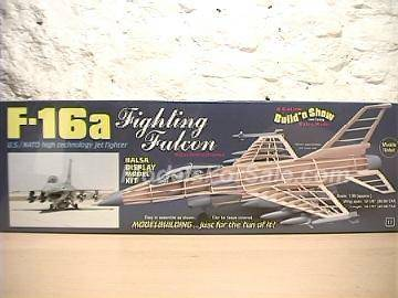 Guillows 1/30 1403 F-16 Fighting Falcon
