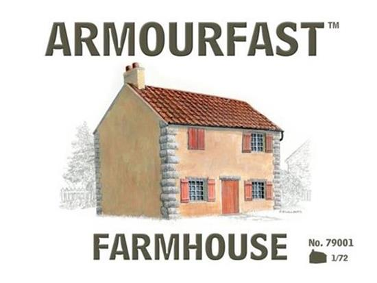 Hat 1/72 79001 European Farmhouse