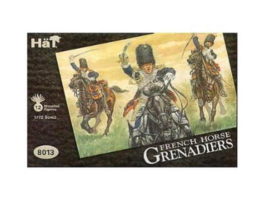 Hat 1/72 8013 French Horse Grenadiers