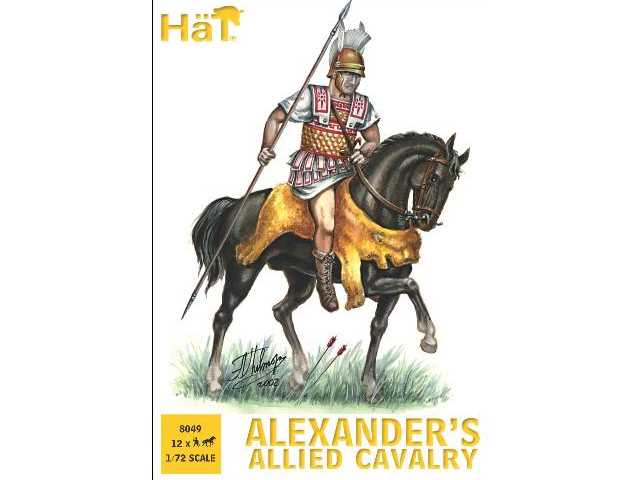 Hat 1/72 8049 Alexanders Allied Cavalry