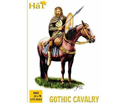 Hat Gothic Cavalry Scale 1/72 8085