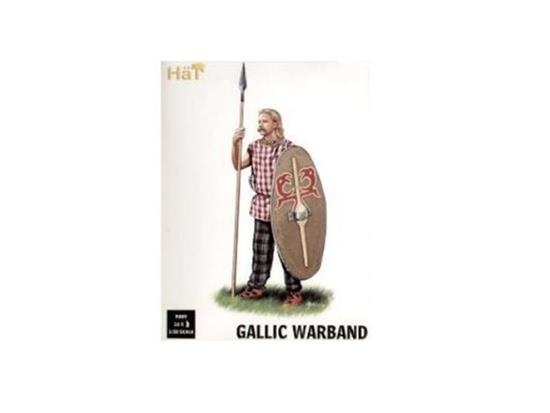 Hat - Gallic Warband 1/72 8089