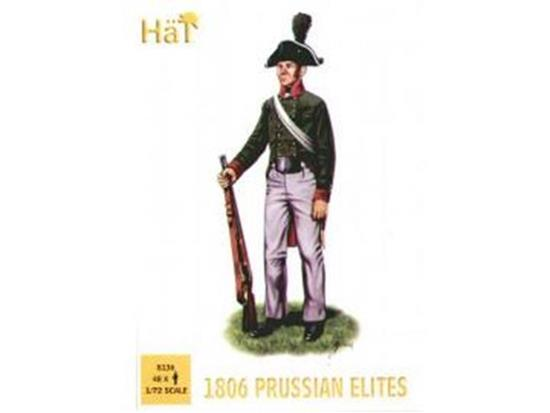 Hat - 1806 Prussian Elites 1/72 8136