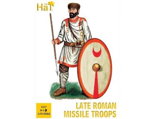Hat 1/72 8137 Late Roman Missile Troops