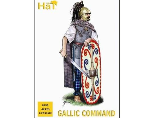 Hat 1/72 8138 Gallic Command