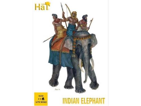 Hat 1/72 8142 Indian Elephant