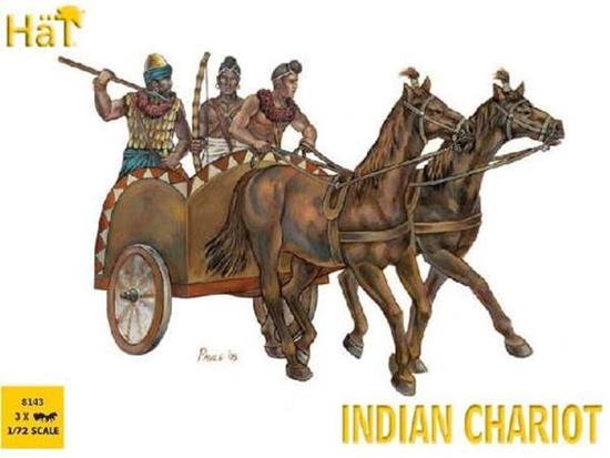 Hat 1/72 8143 Indian Chariot