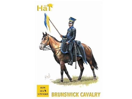Hat - Brunswick Cavalry 1/72 8174