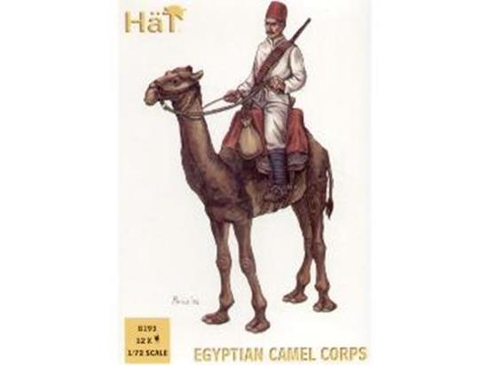 Hat 1/72 8193 Egyptian Camel Corps