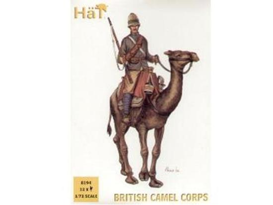 Hat 1/72 8194 British Camel Corps