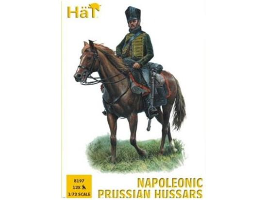 Hat - 1808-1815 Prussian Hussars 1/72 8197