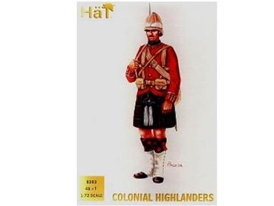Hat - Colonial Highlanders 1/72 8202