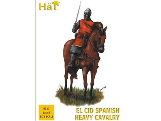 Hat 1/72 8213 El Cid Spanish Heavy Cavalry