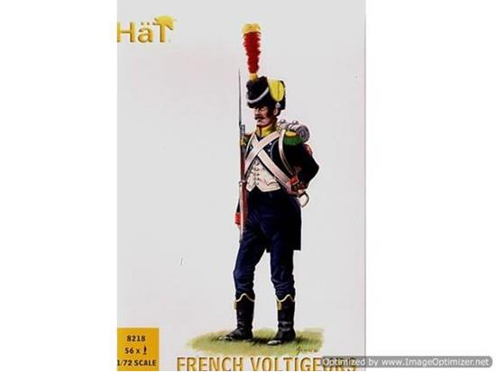Hat - French Voltigeurs 1/72 8218
