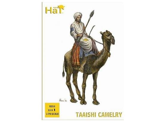 Hat 1/72 8250 Taaishi Camelry