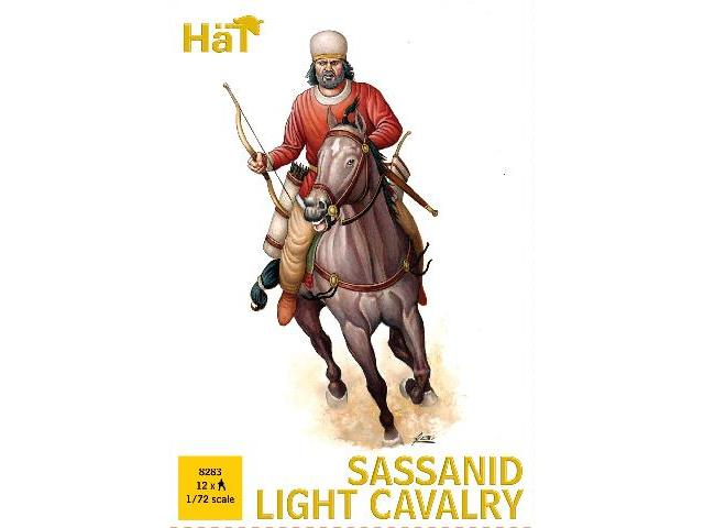 Hat 1/72 8283 Sassanid Light Cavalry