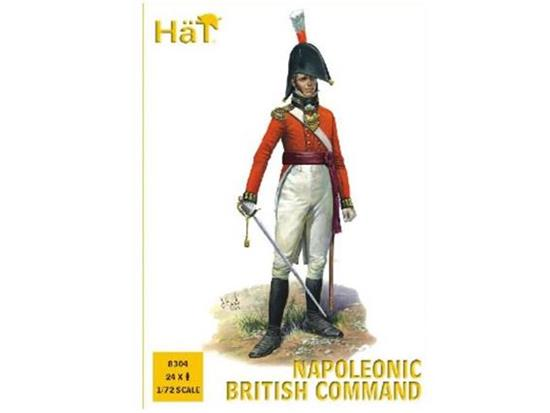 Hat - Napoleonic British Command 1/72 8304