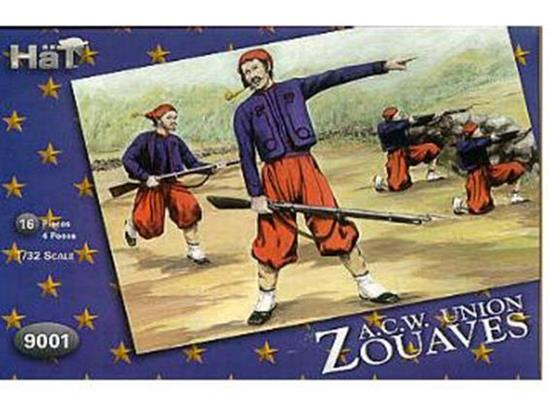 Hat 1/32 9001 Zouaves