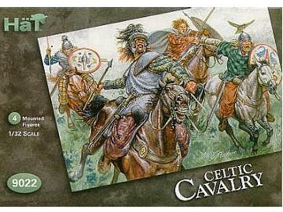 Hat - Gallic Cavalry 1/32 9022