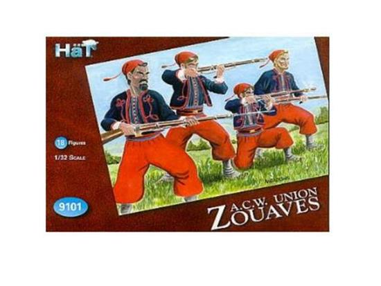 Hat 1/32 9101 Zouaves 2