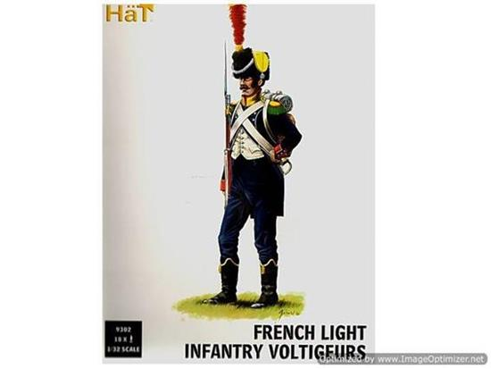 Hat - French Light Infantry Voltigeurs 1/32 9302