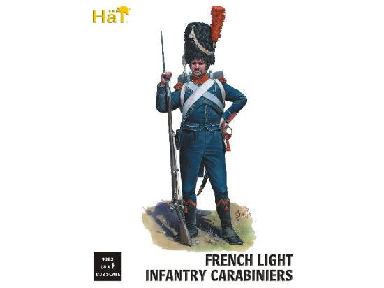 Hat 1/32 9303 French Light Infantry Carabiniers