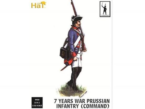 Hat 7 Years War Prussian Infantry Command