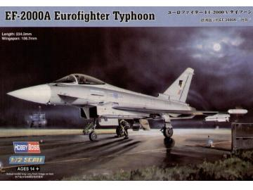 Hobbyboss 1/72 80264 Eurofighter EF-2000A Typhoon