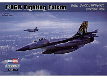 Hobbyboss 1/72 80272 F-16A Fighting Falcon
