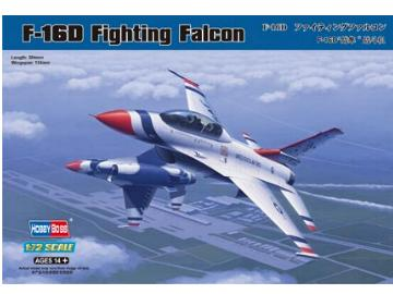 Hobbyboss 1/72 80275 F-16D Fighting Falcon