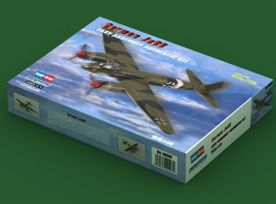 Hobbyboss 1/72 80297 German Ju88