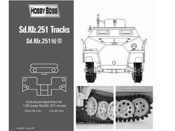 Hobbyboss Sd.Kfz 251 Tracks 1/35 81005